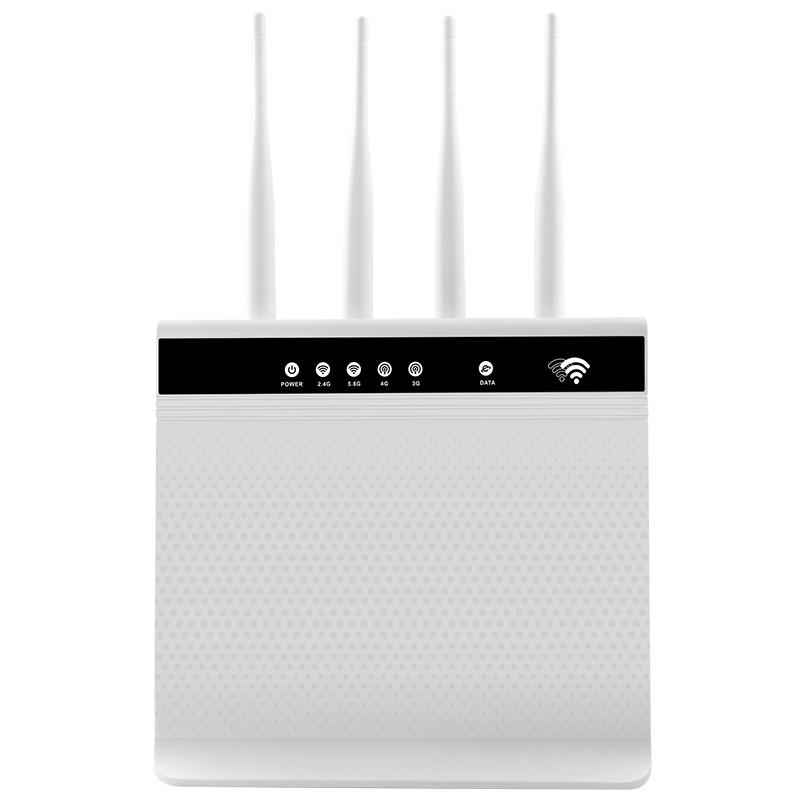 4G无线路由器 4G转WIFI 4G转有线